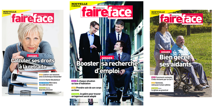 Magazine Faire Face